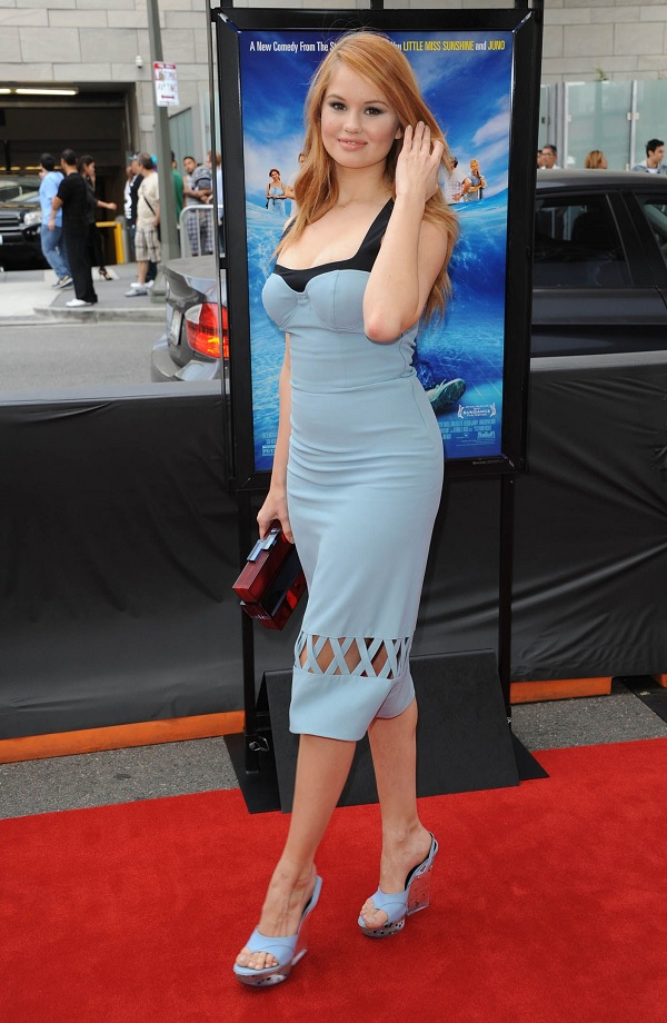 Debby Ryan Height Weight Personal Social Profile Body Phobia